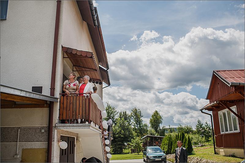 Fotografia Ślubna reportaż