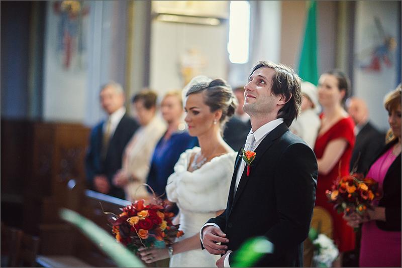 Fotografia ślubna i weselna przygotowania ceremonia pan młody