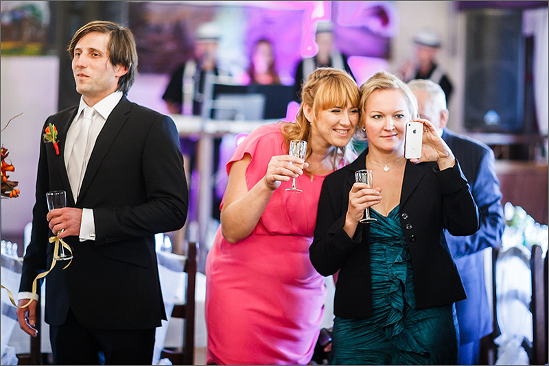 Fotografia ślubna i weselna przygotowania goście