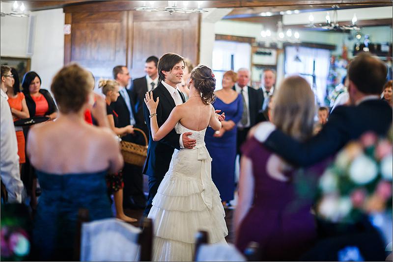 Fotografia ślubna i weselna przygotowania pierwszy taniec