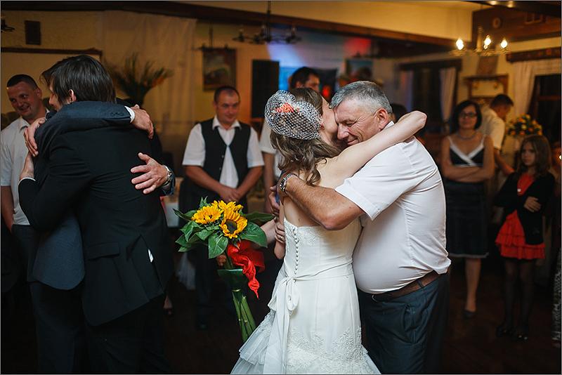 Fotografia ślubna i weselna przygotowania rodzice