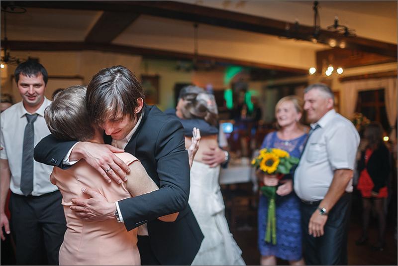 Fotografia ślubna i weselna rodzice zabawa