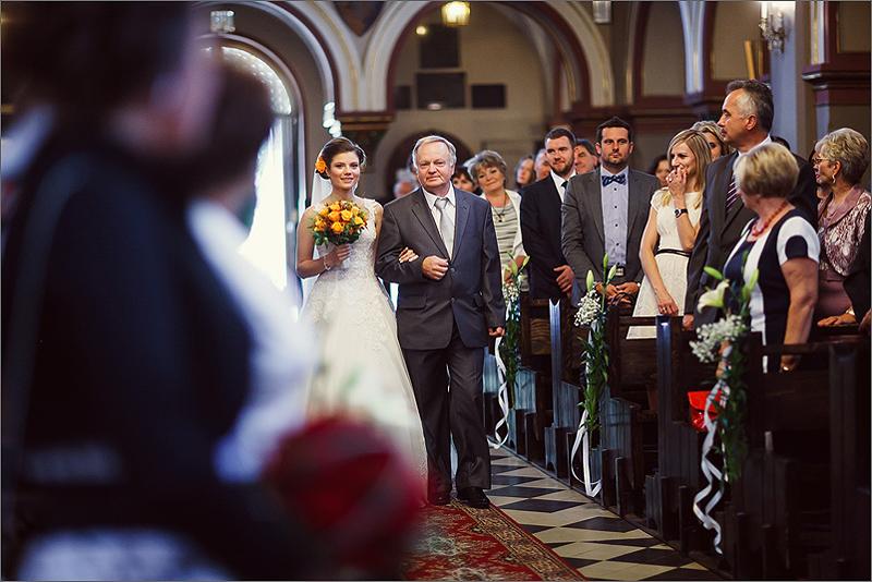 Fotografia ślubna Kraków ceremonia