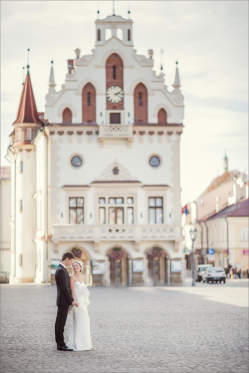 Fotografia ślubna wesele Rzeszów plener