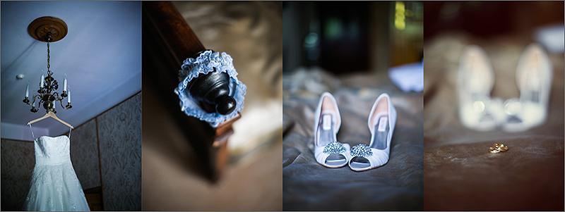 Fotografia ślubna detale i szczegóły