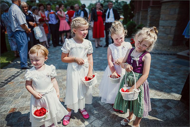 Zdjęcia ślubne Tarnów przygotowania