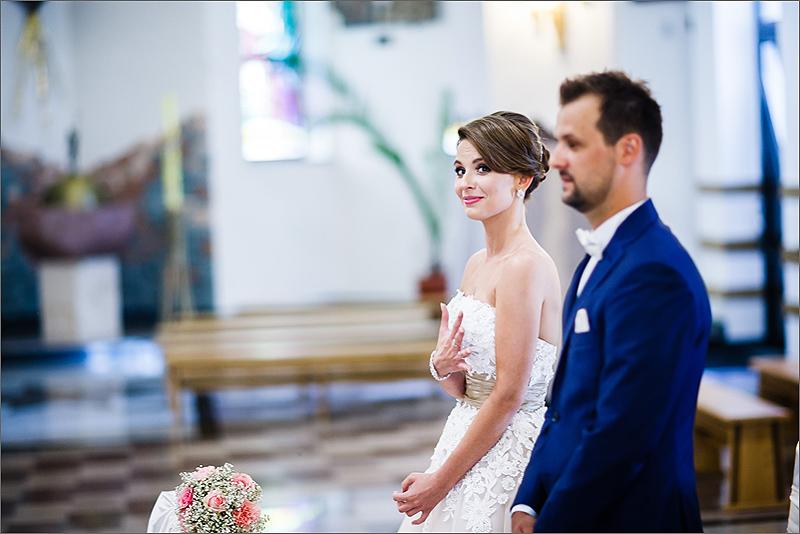 Zdjęcia ślubne Tarnów ceremonia