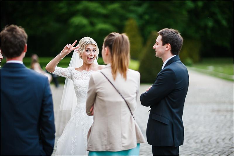 Zdjęcia ślubne reportaż kościelny