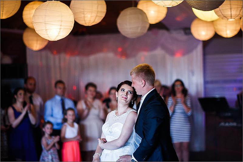 Sesja ślubna reportaż pierwszy taniec