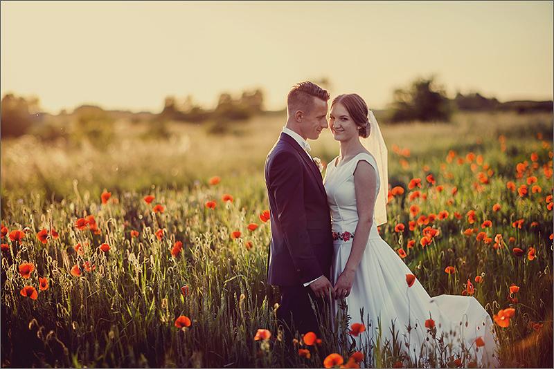 Fotograf ślubny w plenerze