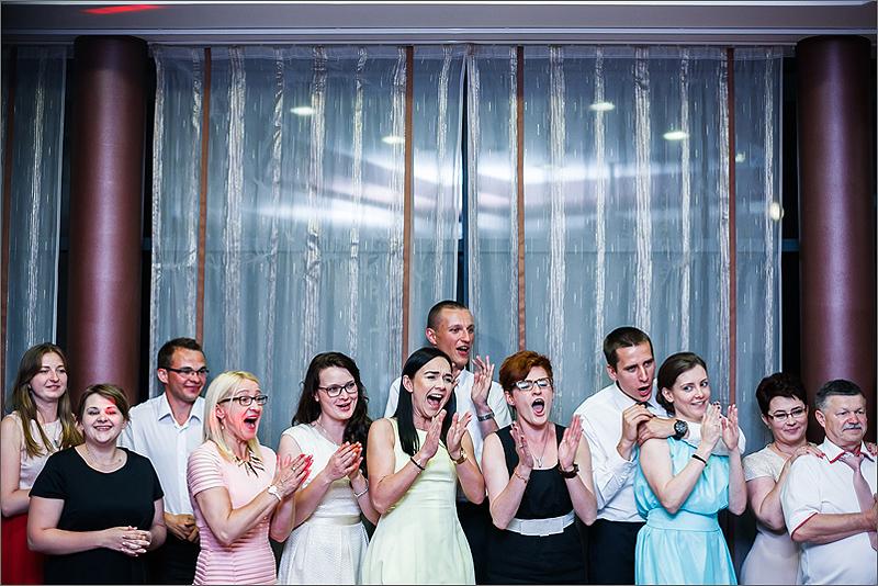 Sesja ślubna reportaż pierwszy taniec goście