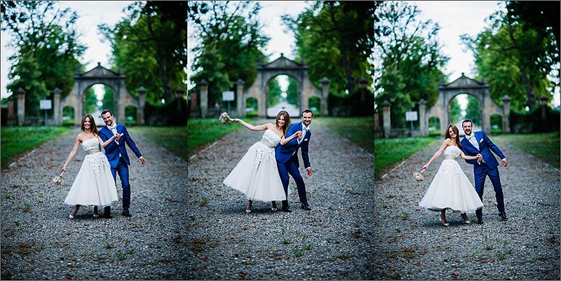 Zdjęcia ślubne Tarnów plener
