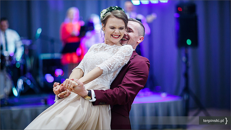 Zdjęcia na ślubie Rzeszów