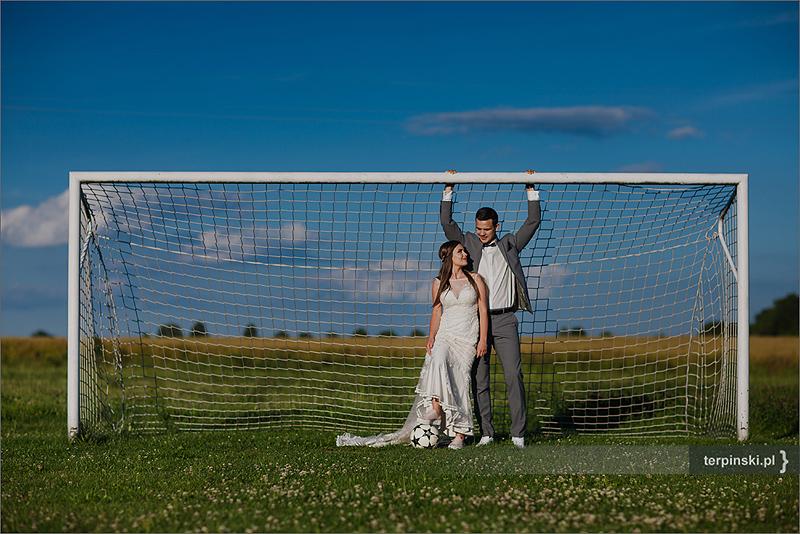 Kreatywne sesje ślubne