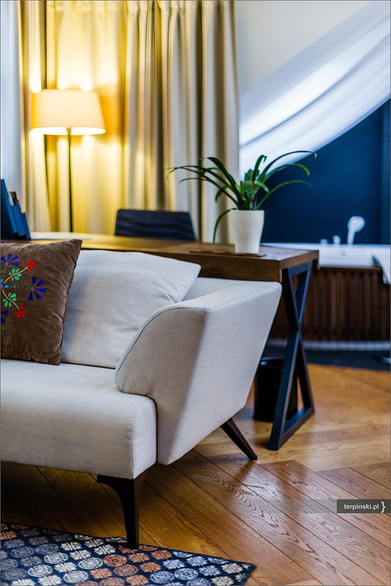 Fotografia komercyjna hotele wnętrza