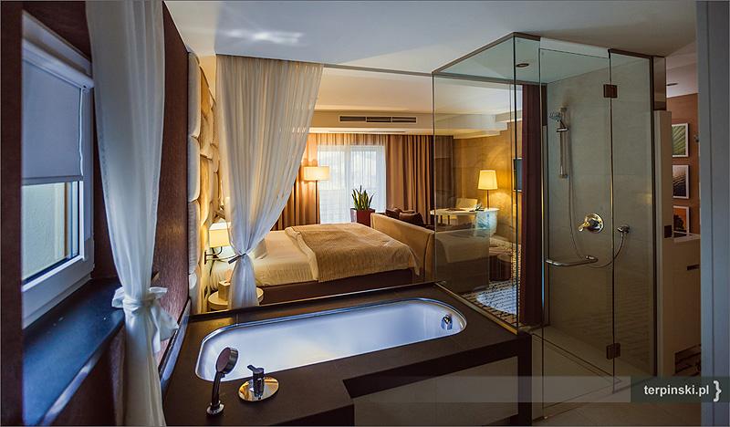 Sesje biznesowe hotele wnętrza pokoje