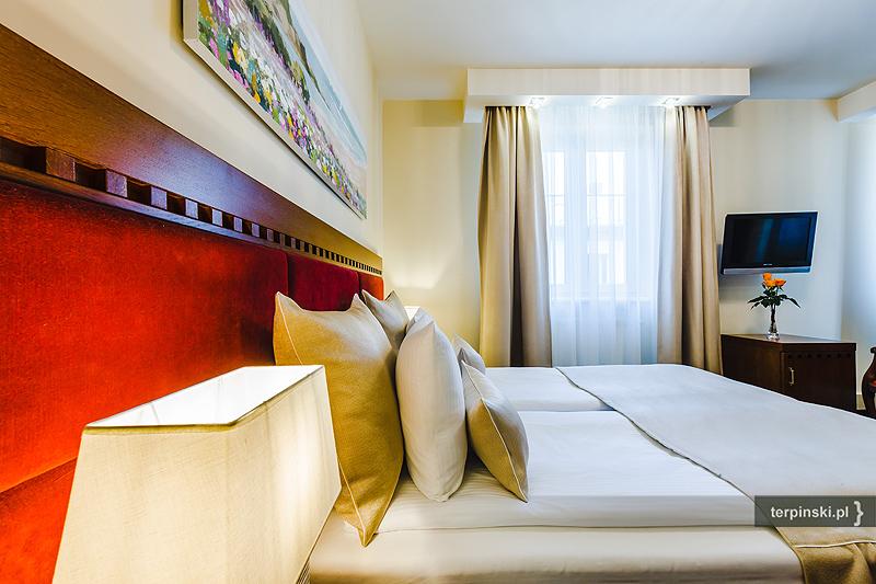Zdjęcia wnętrza hotelu pokoje