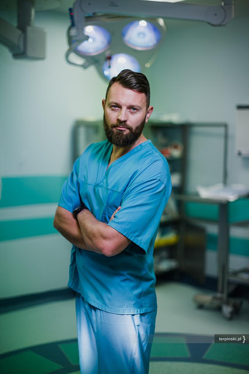 Fotografia korporacyjna lekarze