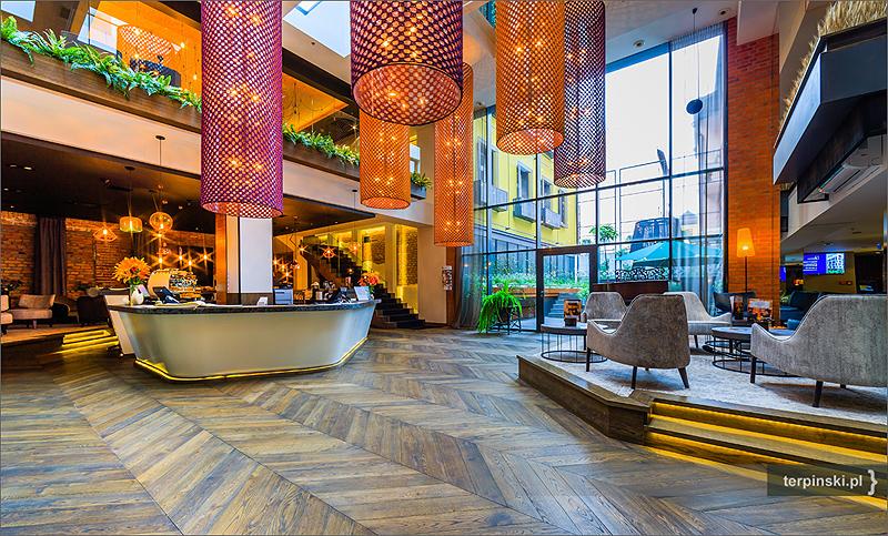 Fotografia komercyjna hotele pokoje