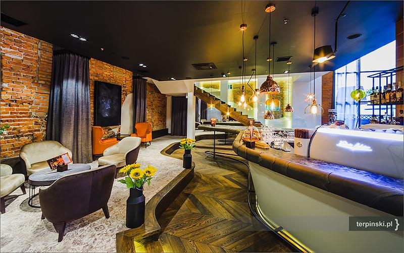 Fotografia komercyjna hotele recepcja