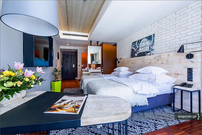Zdjęcia reklamowe hotele pokoje