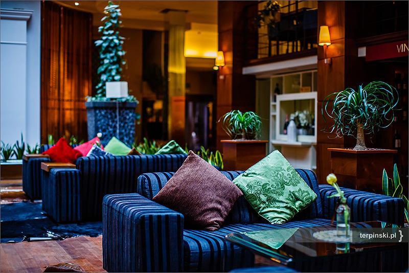 Zdjęcia reklamowe hotele pokoje u klienta
