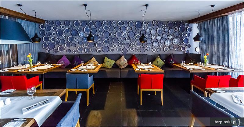 Zdjęcia reklamowe hotele restauracja