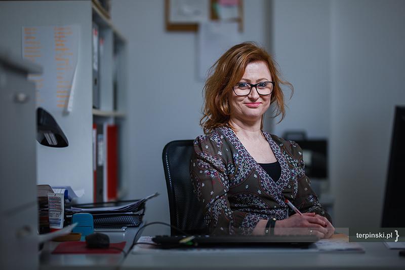 Fotografia  do www pracownicy