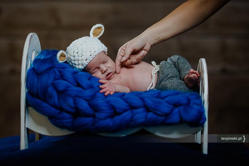 Zdjęcia noworodków studio