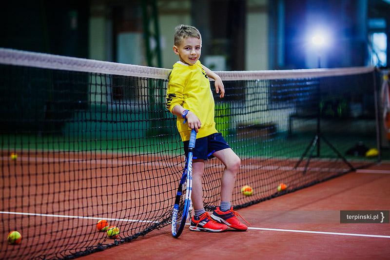 Fotografia biznesowa Tenis