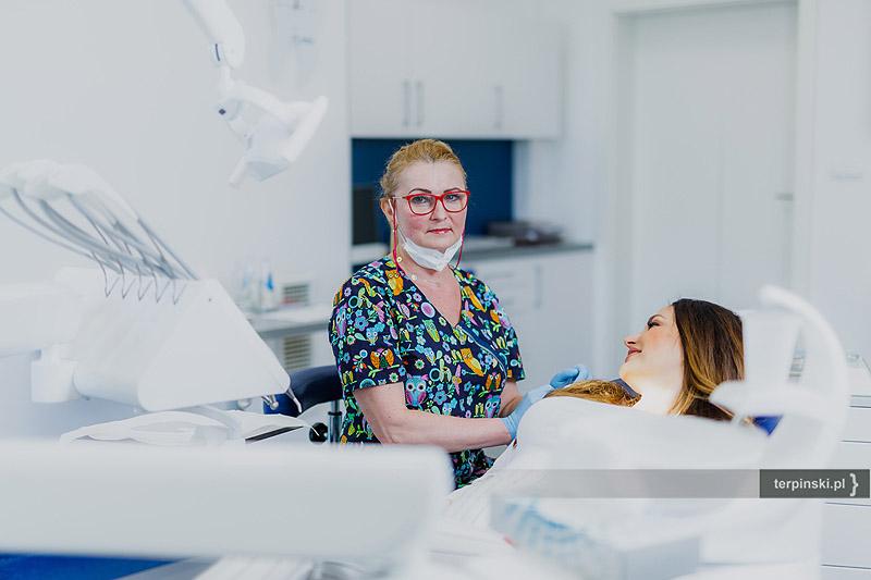 Fotografia biznesowa stomatologia