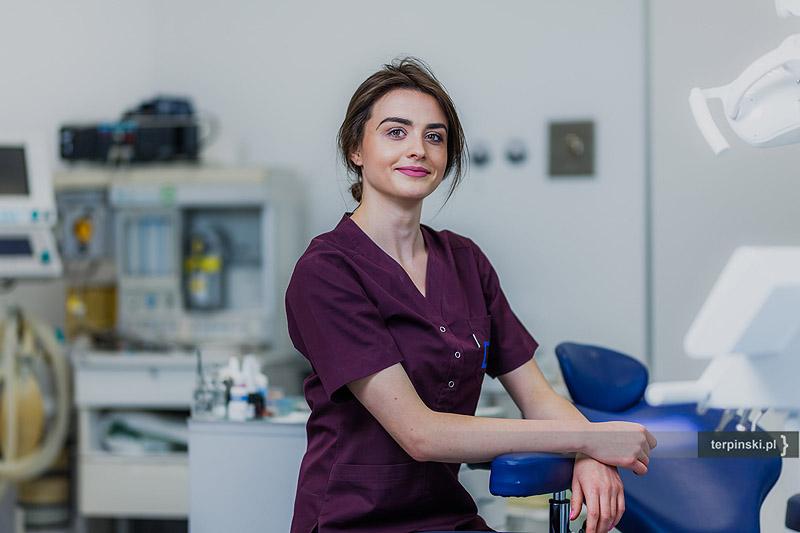 Fotografia biznesowa stomatologia rzeszów