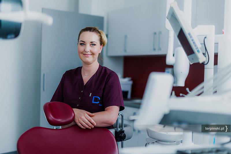 Fotografia biznesowa stomatologia rzeszów personel