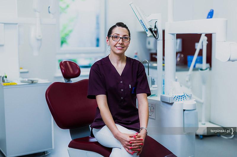 Fotografia korporacyjna stomatologia