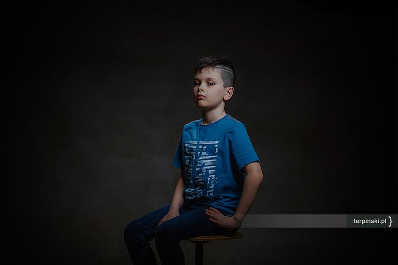 Nowoczesna fotografia dziecięca