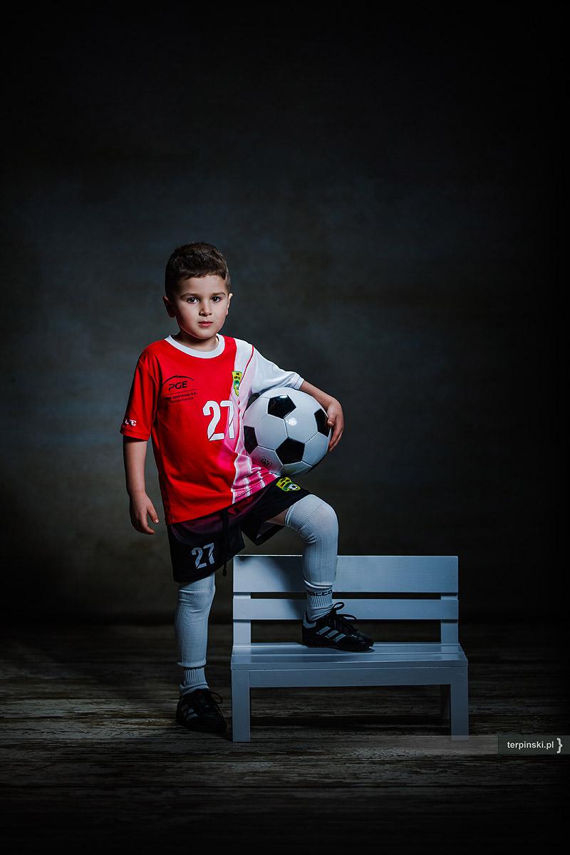 Fotografia dziecięca na prezent
