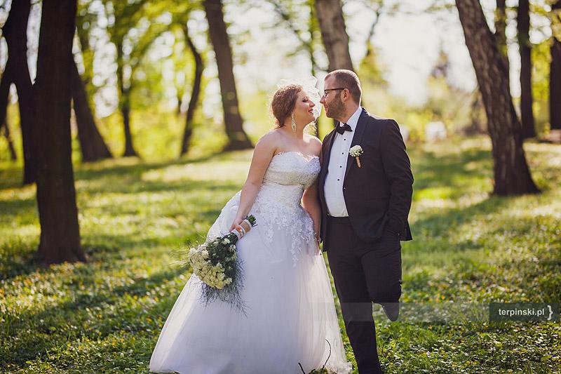 Plener Ślubny Rzeszów romantycznie