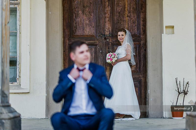 Fotografia Ślubna Rzeszów plener