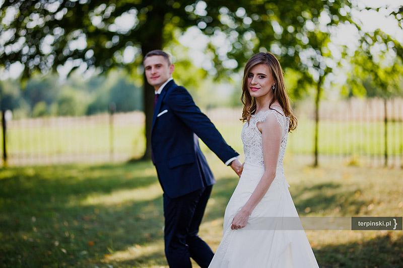 Sesja ślubna rzeszów  plener