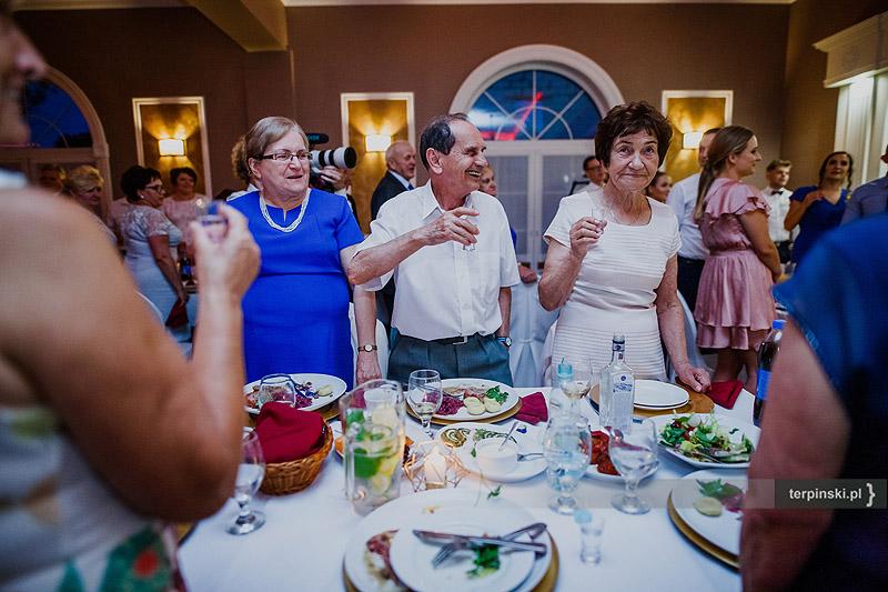 Sesja ślubna przyjęcie stalowa wola