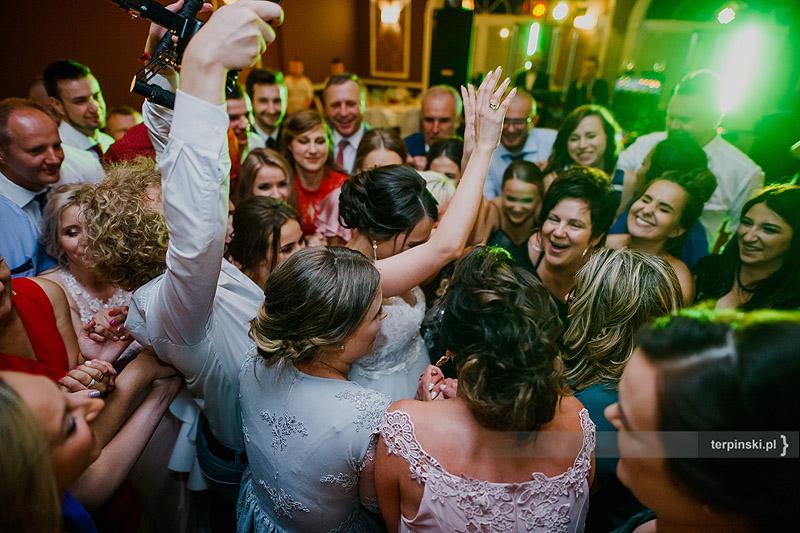 Fotografia ślubna przyjęcie stalowa wola