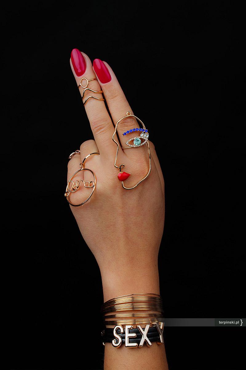Fotografia biznesowa i studyjna paznokcie