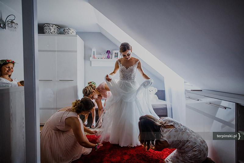 Sesja ślubna przygotowania