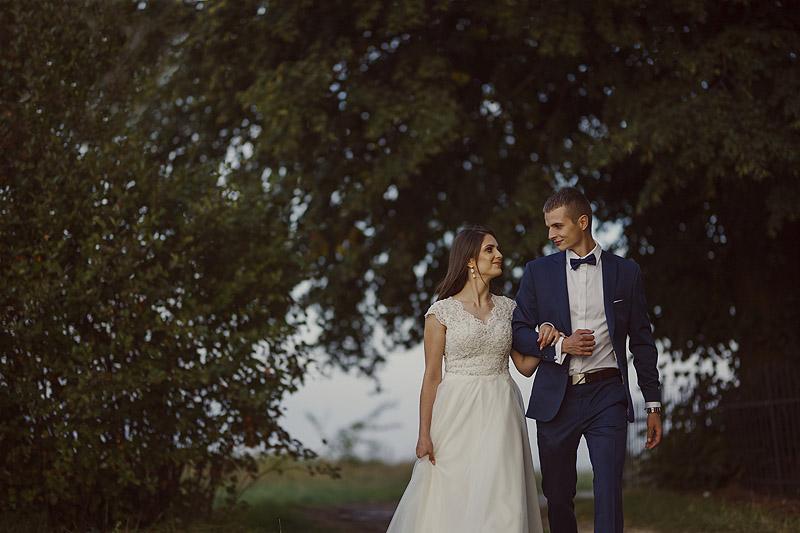 Ślub para młoda