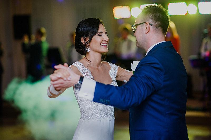 Fotografia Ślubna taniec