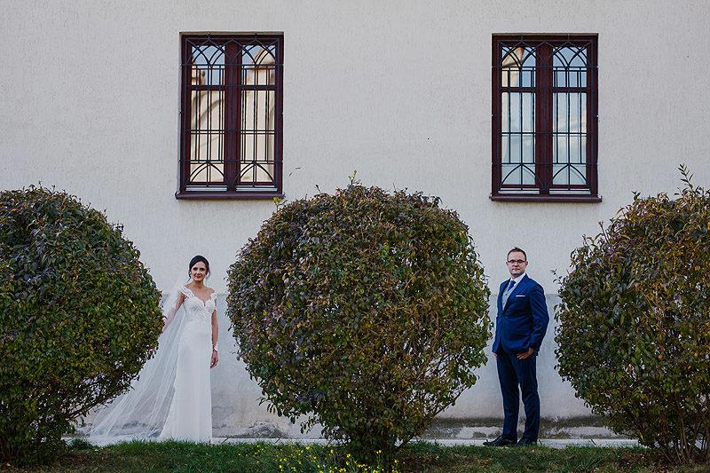 Sesja Ślubna plener para młoda