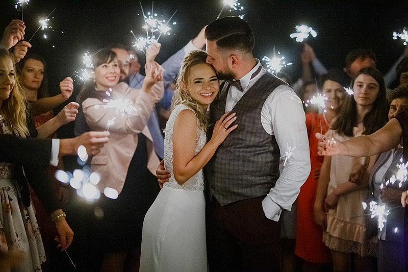 Sesja ślubna para młoda reportaż