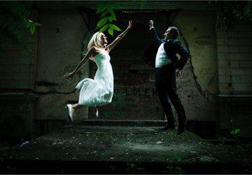 Fotografia ślubne w plenerze