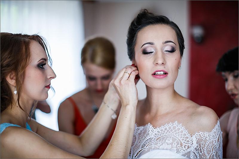 Fotografia ślubne przygotowania szczegóły