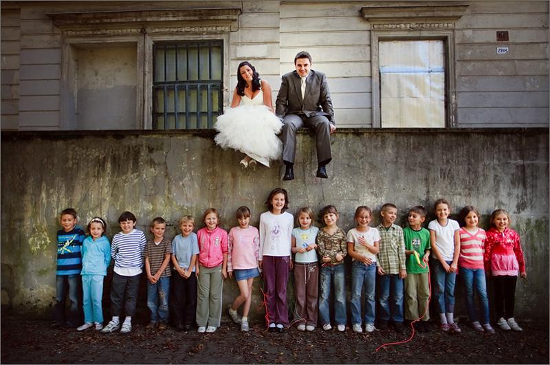 Sesja ślubna Rzeszów plener dzieci